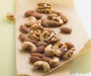 Honey Nut Slice