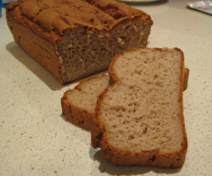 Quinoa & Buckwheat Gluten Free Bread, Original 2009 Recipe