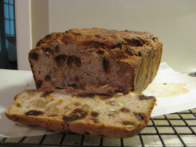 Fruit & Nut Loaf