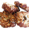 Fruit and Nut Clusters Grain Free Vegan