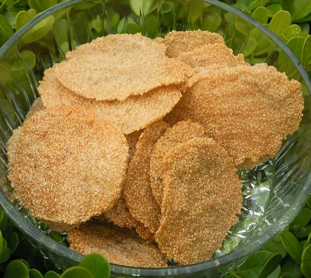 Amaranth Cracker/Crisp