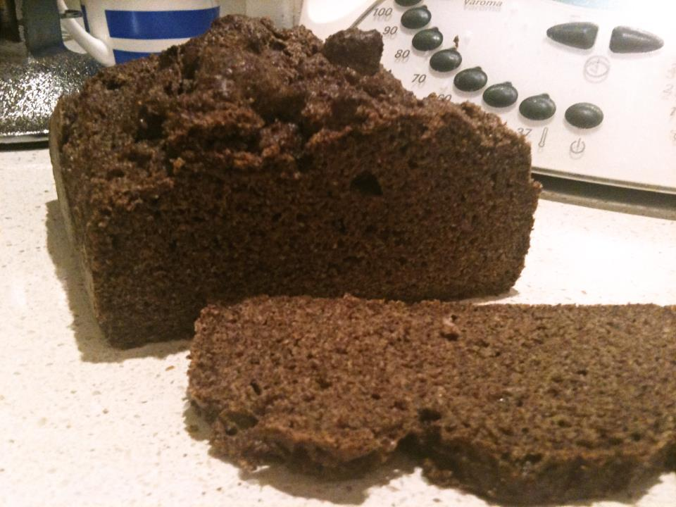 Paleo Flaxseed Almond Bread