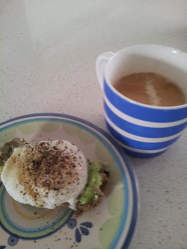 Grain Free Breakfast