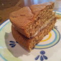 Grain Free Almond Banana Cake