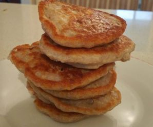 Grain Free Crepes/Flat Bread