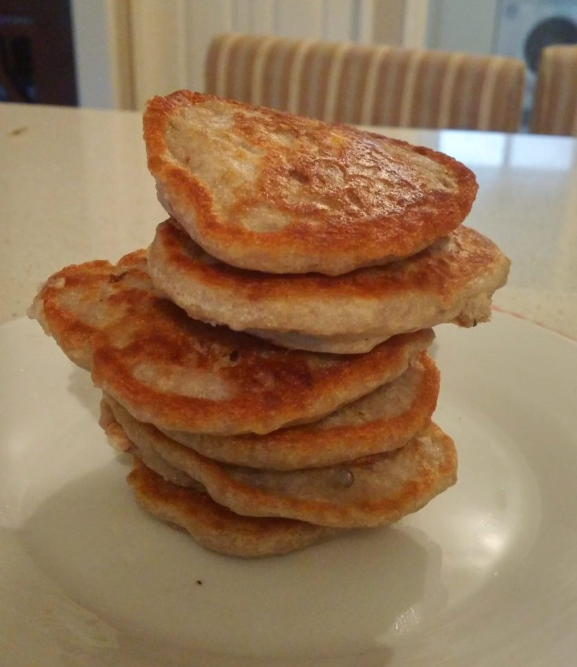 Grain Free Crepes/Flat Bread
