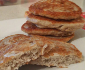 Body Ecology Soaked Buckwheat and Chia Pancakes