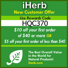 Iherb Coupon Code Banner