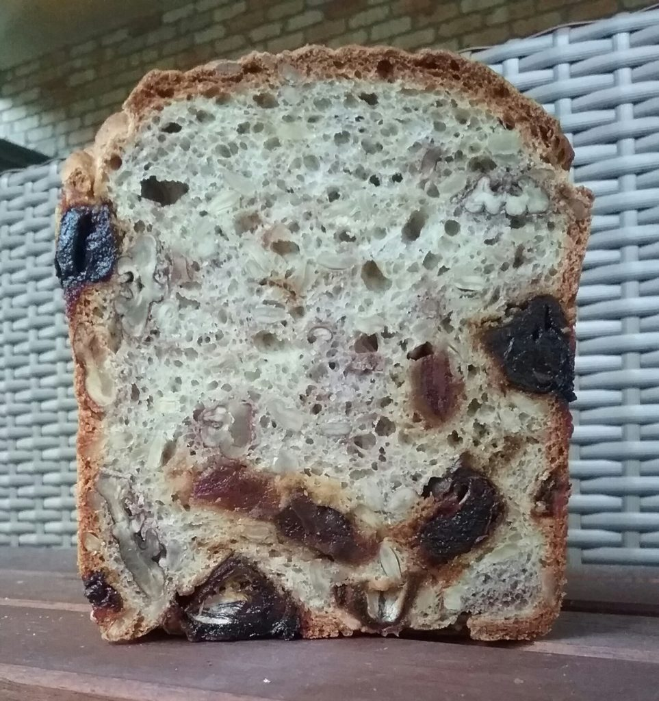... of you who do, this recipe is an update on my Fruit and Nut Bread