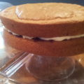 Grain Free Sponge Cake