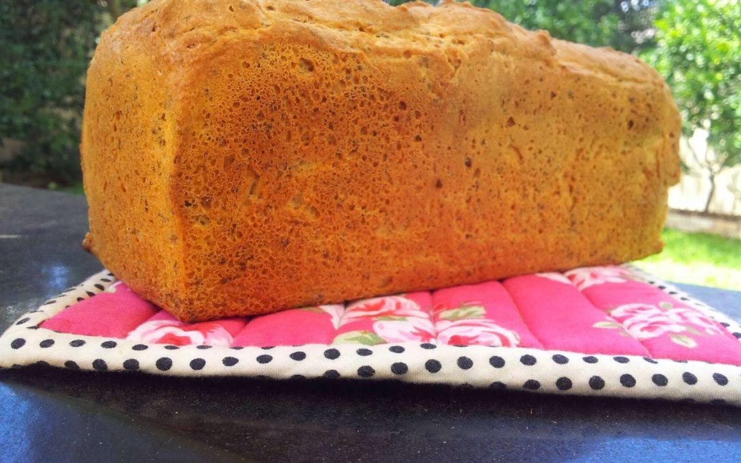 Thermomix Quinoa and Buckwheat Bread