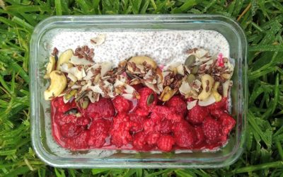 Chia Breakfast Pudding