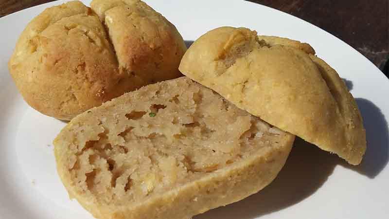 """Thermomix Cassava & Plantain """"Bread"""" Rolls (AIP, Paleo, Grain-free)"""