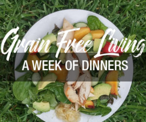 7 days of gluten free dinners #2